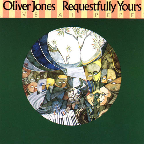 Oliver Jones - Requestfully Yours (1985)