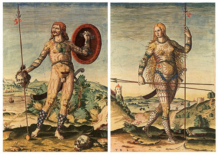 Кельты: охотники за головами в Древней Европе